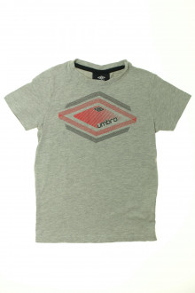 vetement occasion enfants Tee-shirt manches courtes Umbro 10 ans Umbro