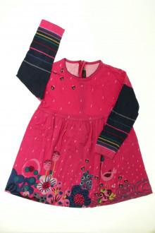 vêtements enfants occasion Robe manches longues Catimini 4 ans Catimini