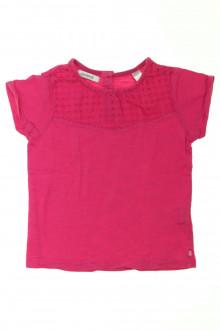 vetements d occasion enfant Tee-shirt manches courtes Okaïdi 4 ans Okaïdi