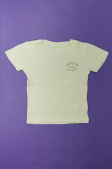 vêtements occasion enfants Tee-shirt manches courtes Vertbaudet 6 ans Vertbaudet