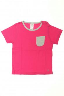 vetement occasion enfants Tee-shirt manches courtes Décathlon 4 ans Décathlon