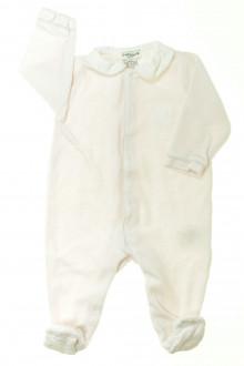 vêtements bébés Pyjama/Dors-bien en velours Cyrillus 9 mois Cyrillus