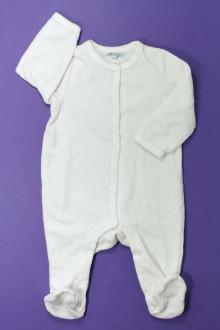 habits bébé occasion Pyjama/Dors-bien en velours étoilé Orchestra 9 mois Orchestra
