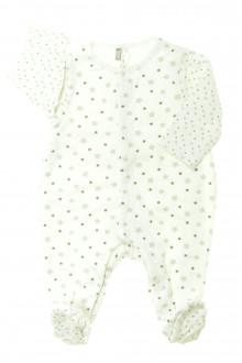 habits bébé occasion Pyjama/Dors-bien en coton étoilés Orchestra 1 mois Orchestra