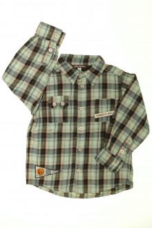 vetements d occasion enfant Chemise à carreaux Ooxoo 5 ans Ooxoo