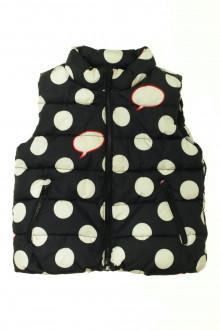 vêtements enfants occasion Doudoune sans manches à pois Gap 5 ans Gap