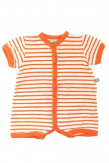 vetements d occasion bébé Combishort en éponge Petit Bateau 3 mois Petit Bateau