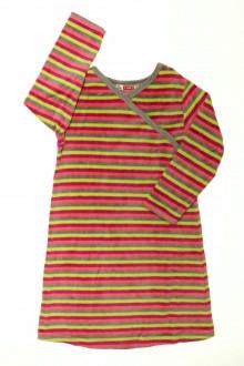 vetement occasion enfants Chemise de nuit rayée en velours DPAM 3 ans DPAM