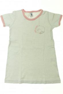 vetements enfants d occasion Chemise de nuit milleraies Petit Bateau 3 ans Petit Bateau