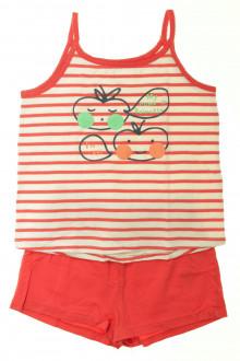 vetements enfant occasion Pyjama court