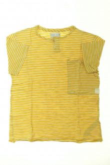 vêtements occasion enfants Tee-shirt manches courtes rayé Zara 8 ans Zara