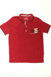 vetement occasion enfants Polo manches courtes Sergent Major 12 ans Sergent Major