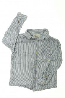 vetement occasion enfants Chemise rayée Zara 6 ans Zara