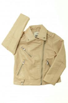 vêtements occasion enfants Perfecto en simili-cuir Zara 6 ans Zara