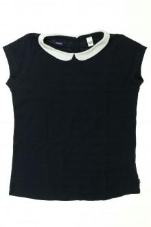 vetements enfants d occasion Tee-shirt manches courtes Okaïdi 10 ans Okaïdi