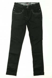 vetement  occasion Jean skinny ciré Orchestra 6 ans Orchestra