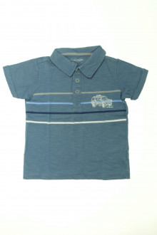 vêtements occasion enfants Polo manches courtes Vertbaudet 5 ans Vertbaudet