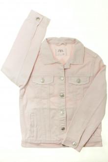 vetements d occasion enfant Veste en jean de couleur Zara 9 ans Zara