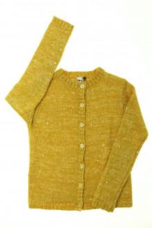 vêtements occasion enfants Cardigan brillant 3 Pommes 8 ans 3 Pommes