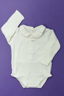 vêtements bébés Body manches longues Repetto 12 mois Repetto