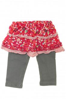 habits bébé occasion Jupette legging intégré Vertbaudet 12 mois Vertbaudet