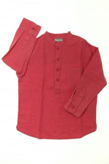 vêtements occasion enfants Blouse en lin mélangé Vertbaudet 5 ans Vertbaudet
