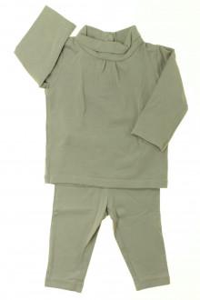 vêtements bébés Ensemble sous-pull et legging Vertbaudet 6 mois Vertbaudet