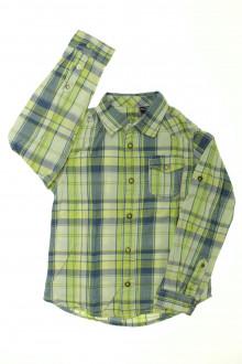 vetements enfants d occasion Chemise à carreaux Sergent Major 6 ans Sergent Major