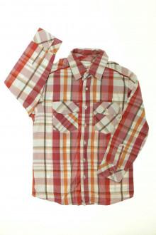vetement occasion enfants Chemise à carreaux Vertbaudet 6 ans Vertbaudet