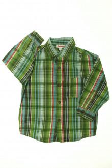 vetement occasion enfants Chemise à carreaux Catimini 3 ans Catimini