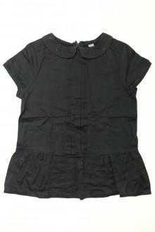vêtements occasion enfants Blouse manches courtes Okaïdi 8 ans Okaïdi