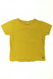vetement occasion enfants Tee-shirt manches courtes Okaïdi 5 ans Okaïdi