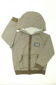 vêtements occasion enfants Sweat zippé à capuche Sergent Major 6 ans Sergent Major