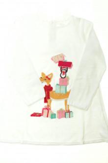 vetement occasion enfants Chemise de nuit en velours