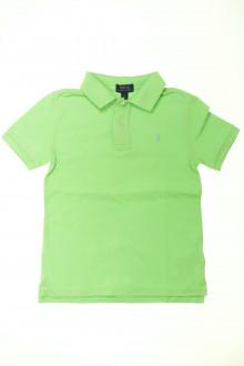 vêtements d occasion enfants Polo manches courtes Ralph Lauren 7 ans Ralph Lauren