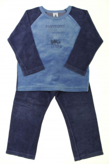 vetement enfant occasion Pyjama bi-matière