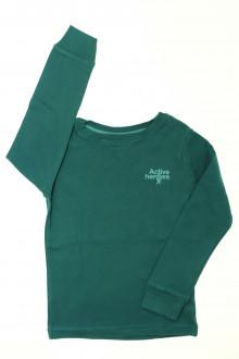 vêtements occasion enfants Tee-shirt manches longues Okaïdi 4 ans Okaïdi