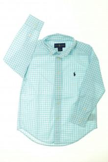vetements d occasion enfant Chemise à carreaux Ralph Lauren 5 ans Ralph Lauren
