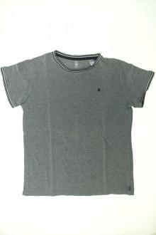 vetements enfant occasion Tee-shirt manches courtes - 14 ans Okaïdi 12 ans Okaïdi