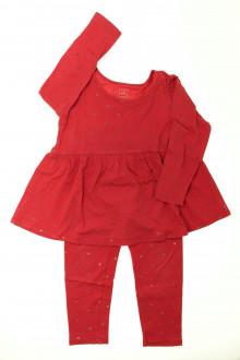 vêtement enfant occasion Pyjama en coton à pois Gap 3 ans Gap