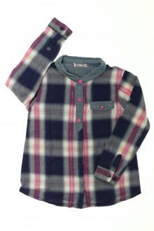 vêtements enfants occasion Chemisier à carreaux DPAM 4 ans DPAM