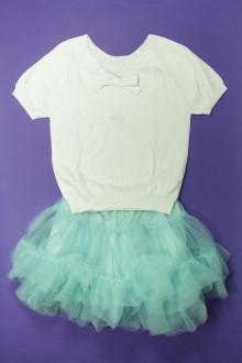 vêtements enfants occasion Ensemble jupe et pull Repetto 8 ans Repetto