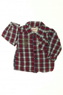 vetements d occasion bébé Chemise à carreaux Levi's 6 mois Levi's