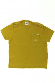 Habits pour bébé Tee-shirt manches courtes Petit Bateau 18 mois Petit Bateau