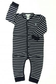 vêtements bébés Pyjama/Dors-bien rayé sans pieds Ralph Lauren 9 mois Ralph Lauren