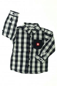 vêtements enfants occasion Chemise à carreaux Lulu Castagnette 2 ans Lulu Castagnette