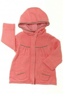 vêtement enfant occasion Manteau en maille Obaïbi 2 ans Obaïbi