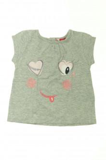 habits bébé occasion Tee-shirt manches courtes