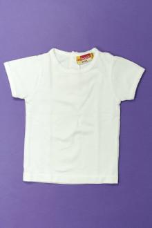 vetements d occasion bébé Tee-shirt manches courtes DPAM 6 mois DPAM