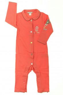 Habits pour bébé Pyjama/Dors-bien en coton sans pieds Orchestra 9 mois Orchestra